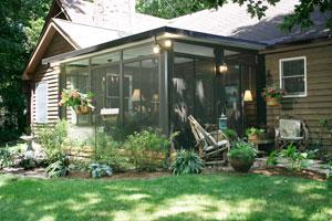 Garden Room Rancho Bernardo CA
