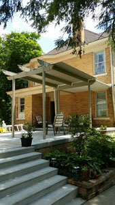 Louvered Patio Covers San Diego CA