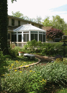 Garden Room Coronado CA