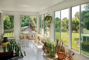 Garden Room Oceanside CA