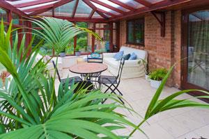 Garden Room Southern California