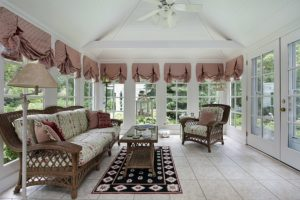 What is the Best Furniture for a Sunroom?
